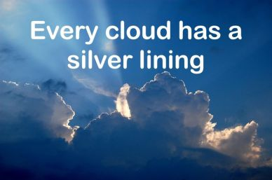 Image result for image of a silver lining