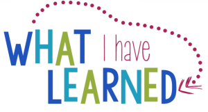 what-I-have-learned